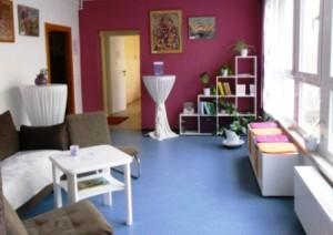 Lounge & Ausstellungsraum 1.OG